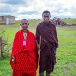 tribu massaï en Tanzanie